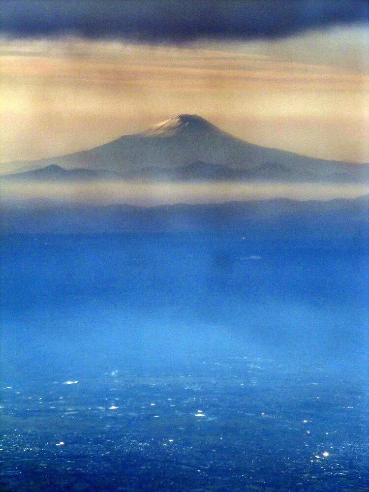 Fuji-san (富士山) original version (Tokyo) by FedericoFaggion