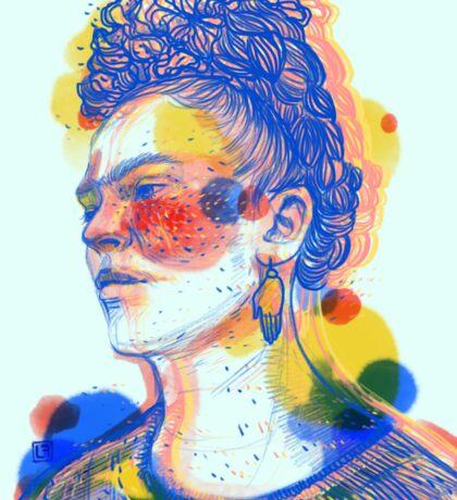 Frida  Sticker