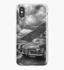 Alfa Romeo spider 1963 iPhone Case/Skin