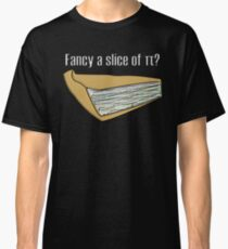 Slice of Pi Classic T-Shirt