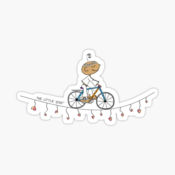 Path of the Heart Sticker