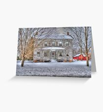 The Farmhouse Greeting Card