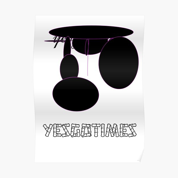 Yesgotimes brand t-shirt, name of an e-commerce store Poster