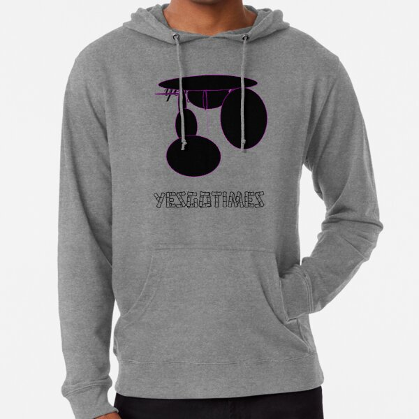 Yesgotimes brand t-shirt, name of an e-commerce store Lightweight Hoodie