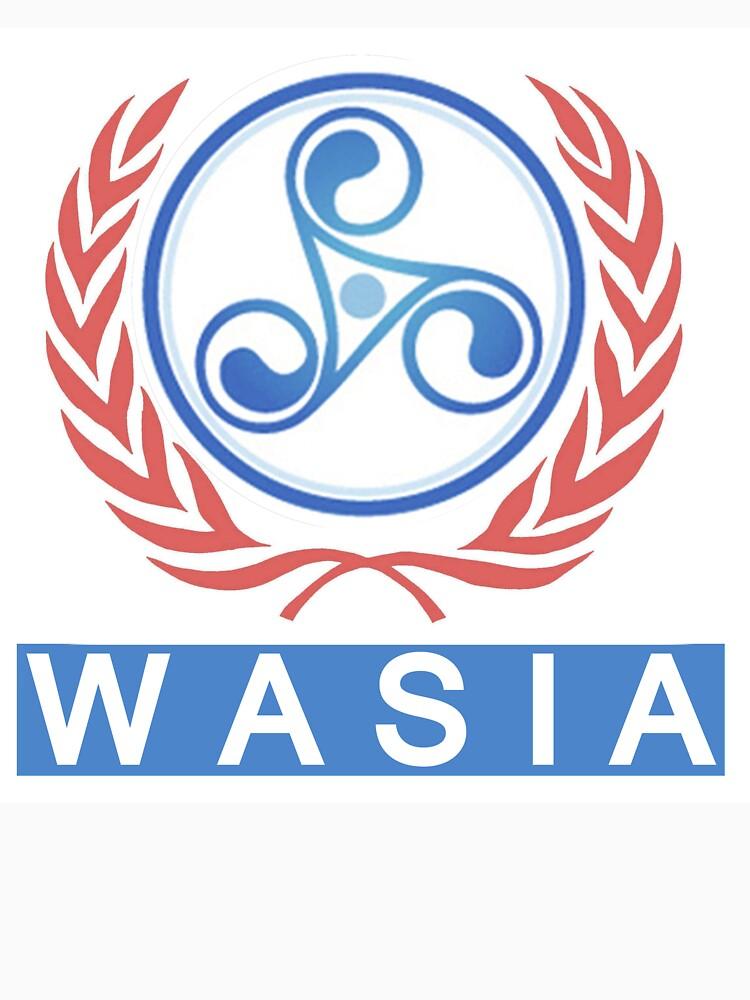 WASIA Logo by wasia1