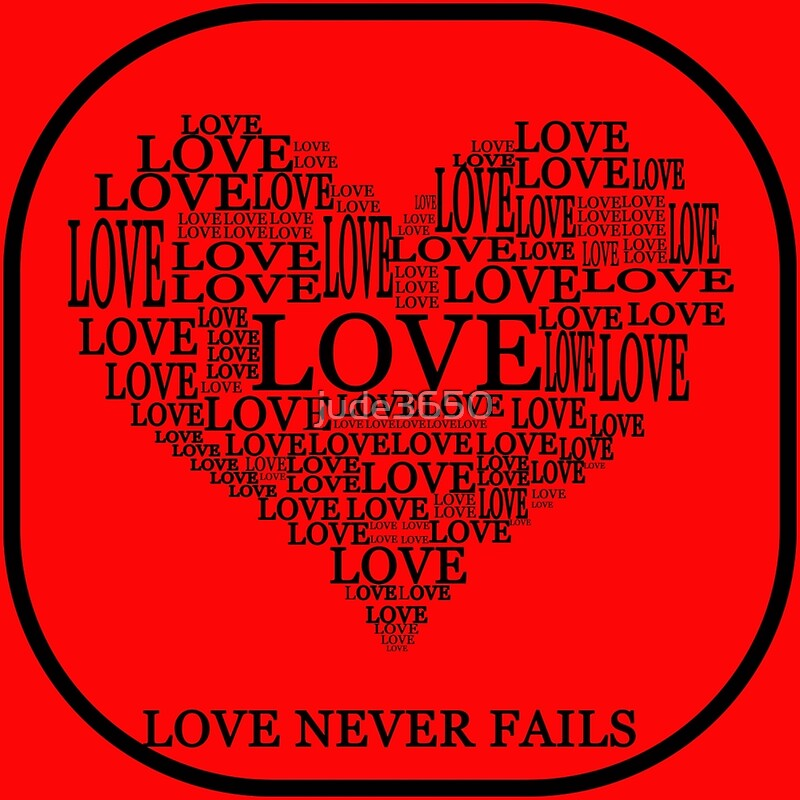 Love Never Fails Quote By Jude3650