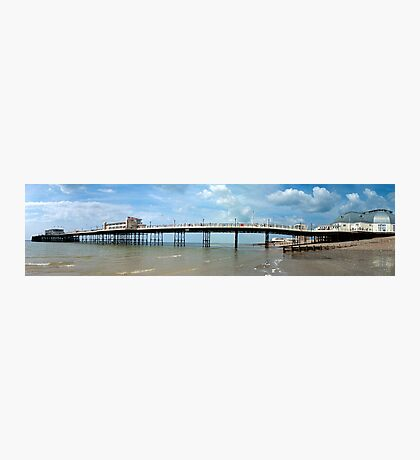 Worthing Pier Panorama Photographic Print