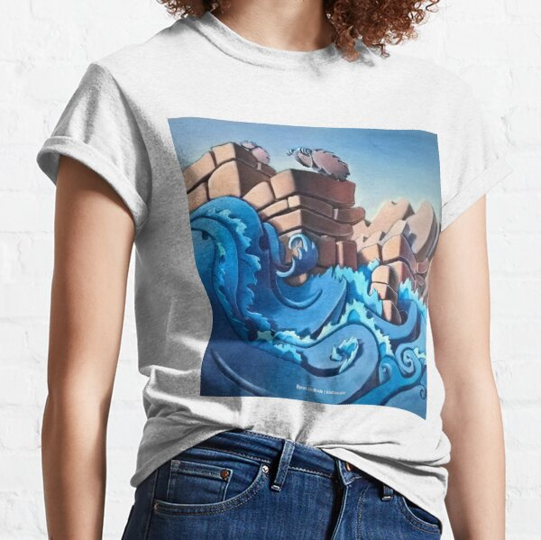 Big Horn Sheep in the Canyon Classic T-Shirt
