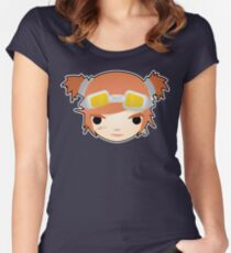 Gaige Women's Fitted Scoop T-Shirt