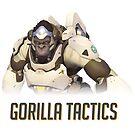 Gorilla Tactics - Winston by scohoe