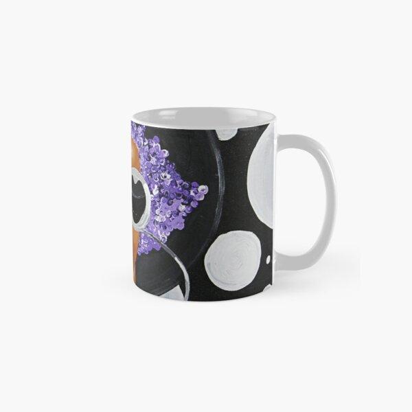 PEACE LOVE POLKA DOTS Classic Mug