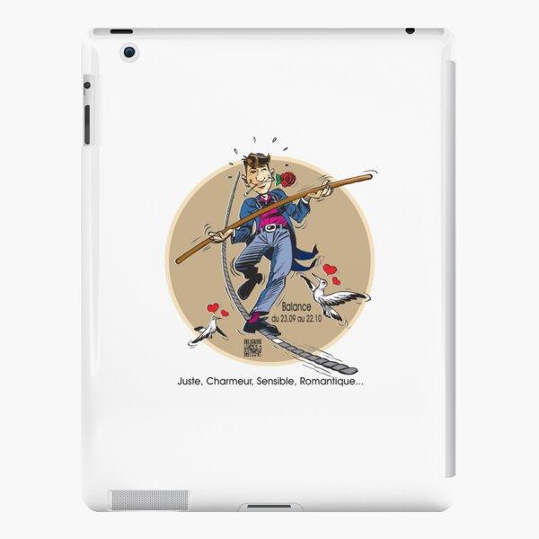 Horoscope Balance homme Coque rigide iPad