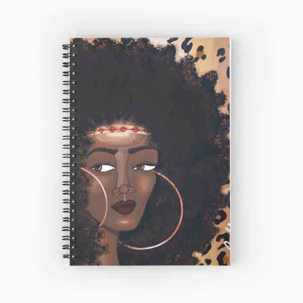 AZIMA Spiral Notebook