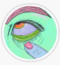 Envy Annoyance  Sticker