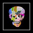 Skeleton in Full Color by Rosalie Scanlon