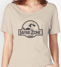 Tyrantrum Safari Zone Women's Relaxed Fit T-Shirt