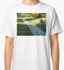 Longer Slide Classic T-Shirt