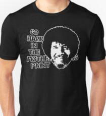 Bob Ross Baller T-Shirt