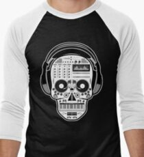 DJ Sugarskull Men's Baseball ¾ T-Shirt