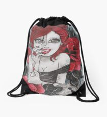 pretty little liars Drawstring Bag