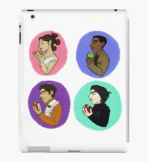 Force Kids With Food iPad Case/Skin