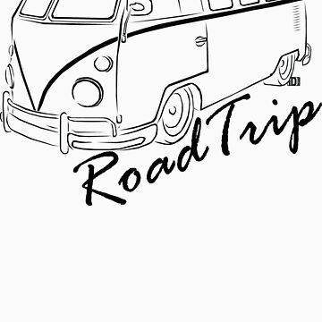 Van Road Trip by iDubberEA
