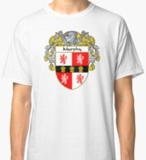 Murphy Coat of Arms/Family Crest Classic T-Shirt