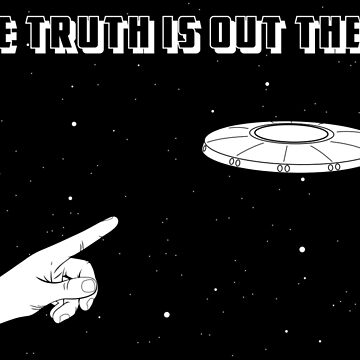 The Truth Is Out There by zombieguy01