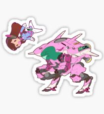 OW 2 Sticker