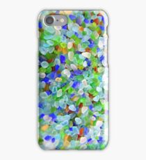 Pale Sea Glass or Beach Glass iPhone Case/Skin