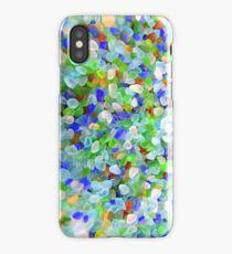 Pale Sea Glass or Beach Glass iPhone Case/Skin