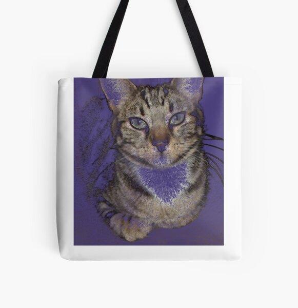 TIGER TIGER TIGER All Over Print Tote Bag