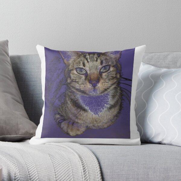TIGER TIGER TIGER Throw Pillow