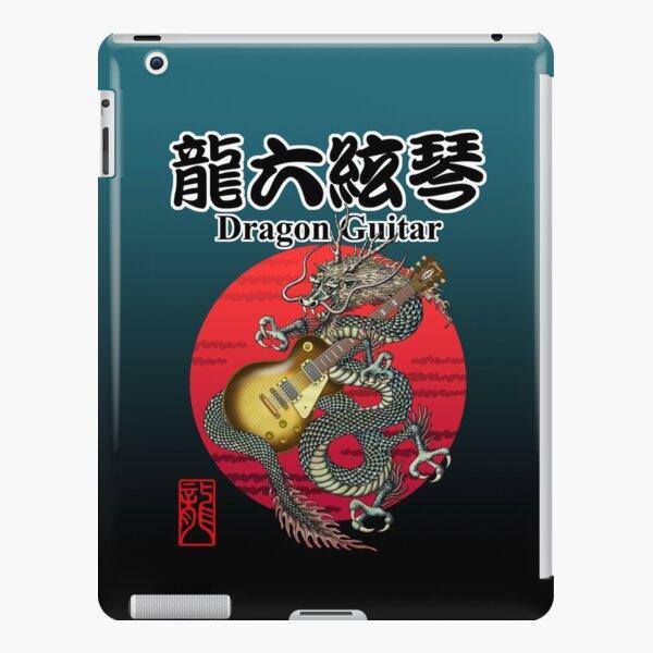 Dragon guitar2 iPad Snap Case