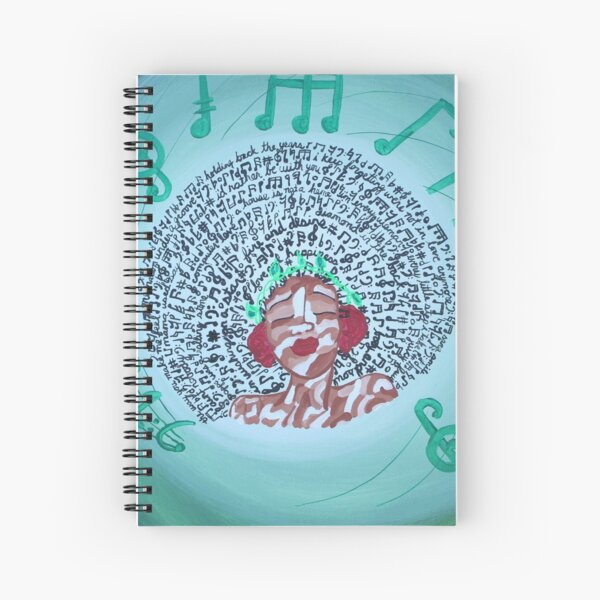 THE DOCTOR  Spiral Notebook