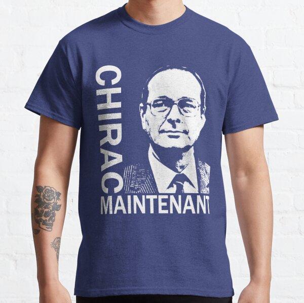 Jacques Chirac T-shirt classique
