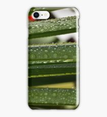 Marked by the Rain iPhone Case/Skin