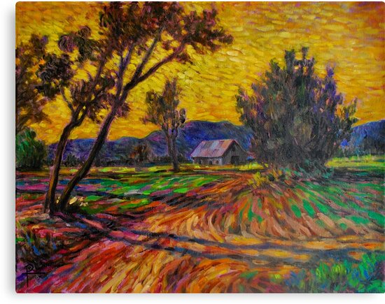 Twilight Ozarks by HDPotwin