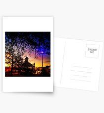 Sunrise on Sturt Postcards