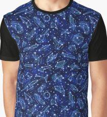 Legendary Star Ship Constellations Graphic T-Shirt