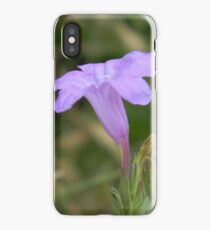 Wild Petunia iPhone Case/Skin