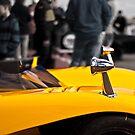 1971 McLaren M8E Can-Am Mirrors by Stuart Row