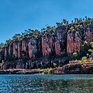 Nitmiluk Gorge by Chris Brunton