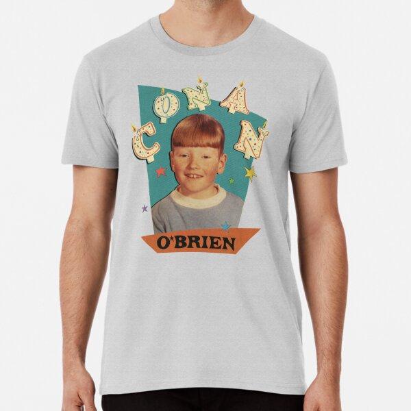 Conan O'Brien Birthday Premium T-Shirt