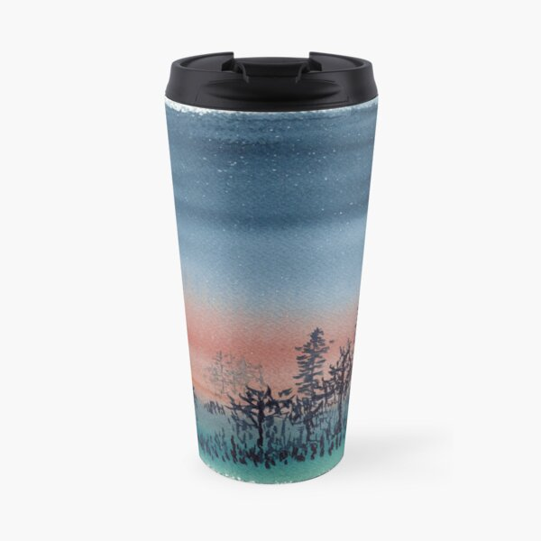 Swamp Light Travel Mug