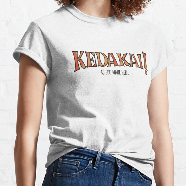 Équipe Coco - Kedakai! Texte T-shirt classique