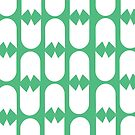 Tulips (green) by Byszilvia