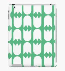 Tulips (green) iPad Case/Skin