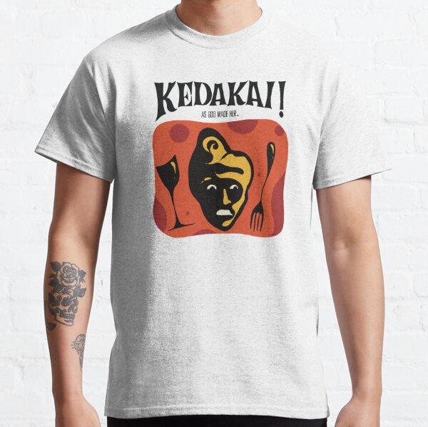 Équipe Coco - Kedakai! Conan T-shirt classique