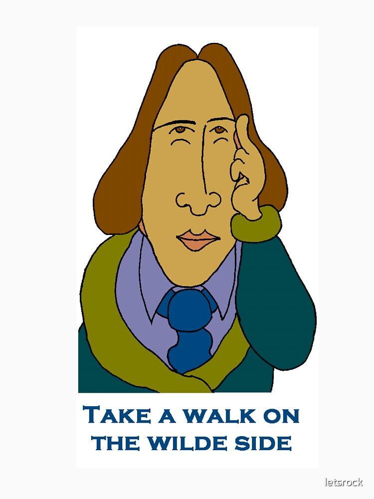 Oscar Wilde - Take A Walk On The Wilde Side - Let's Rock Randy Writers Range by letsrock